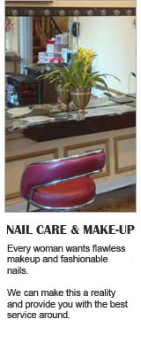 beauty salon Nail Treatments